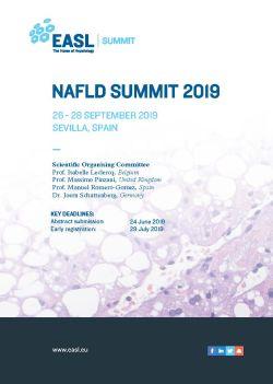 EASL NAFLD Summit 2019 poster